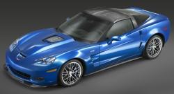 2013 Chevrolet Corvette ZR1 Top Speed 205 mph