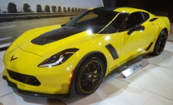 2016 Chevrolet Corvette ZO6 C7.R Top Speed 217 mph