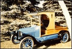 1920 Chevrolet 490 Series Truck