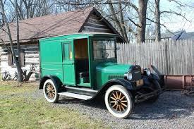 1925 Chevrolet Panel Truck