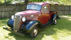 1937 Chevy Half Ton Pickup Truck