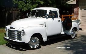 1948 Chevy Half Ton Pickup Truck