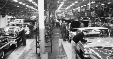 1959 Chevrolet Assembly Line