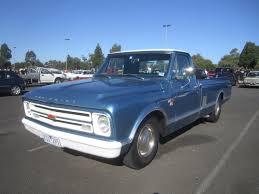 1967 Chevy C10 Pickup Truck