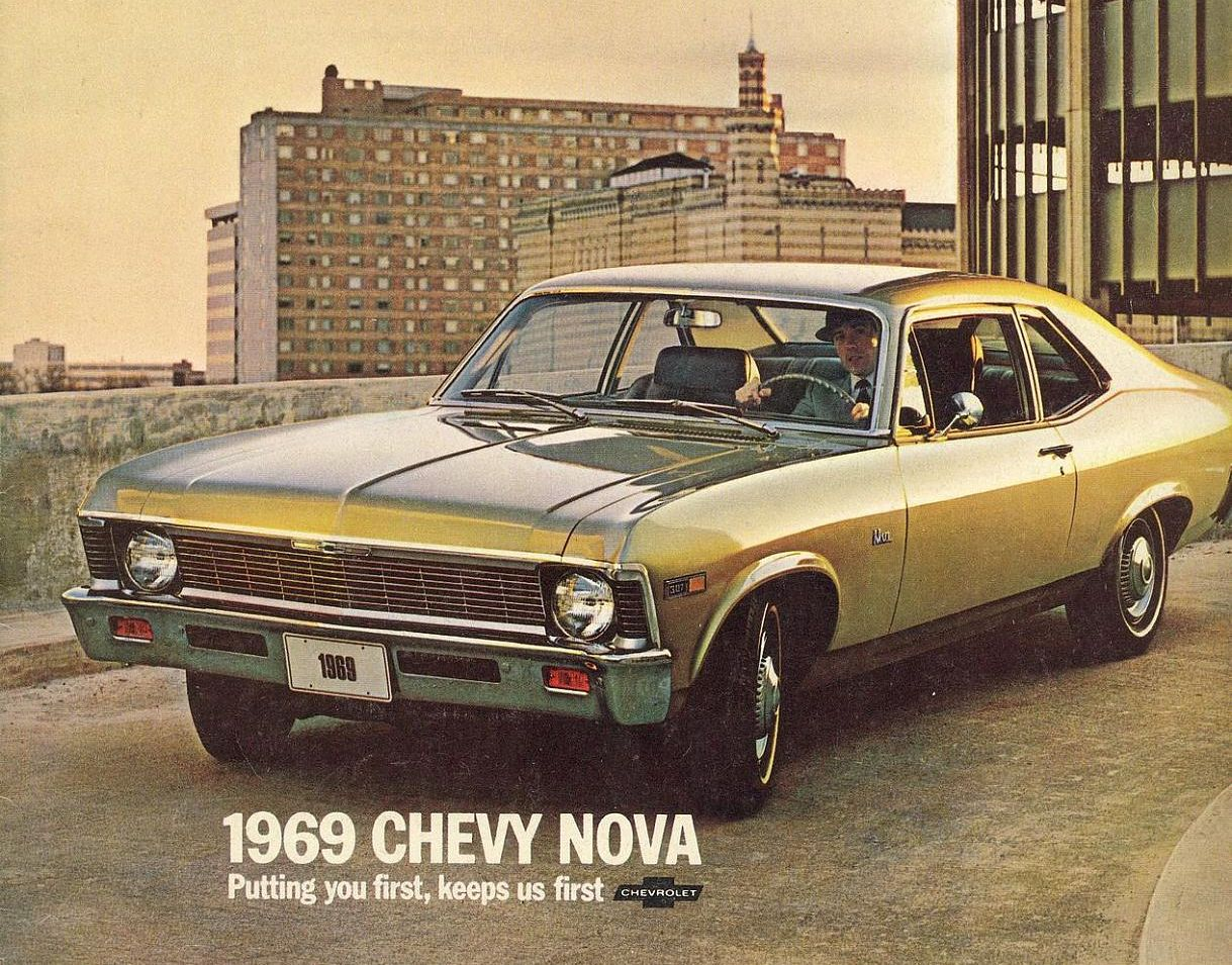 Coolest Chevy Ii Nova Ads Of The 1960s Chevys Only