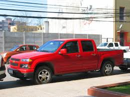 2012 Chevy Colorado Mid Size Pickup