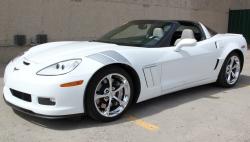 2013 Chevrolet Corvette Grand Sport Top Speed 190 mph