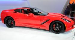 2014 Chevrolet Corvette Stingray Z51 Top Speed 190 mph