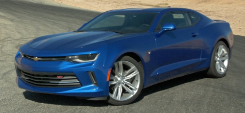 2016 Chevrolet Camaro RS V6 3.6-Liter 335hp
