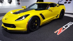 2016 Corvette ZO6 Top Speed 200 mph