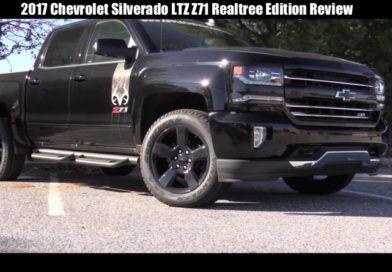 2017 Chevrolet Silverado 1500 LTZ Z71 Review