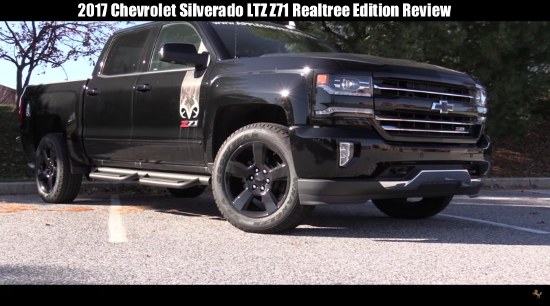 2017 Chevy Silverado LTZ Z71 Review