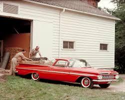 1959 Chevy El Camino Pickup