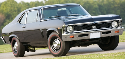 1968 Chevy Nova SS 396 Big Block