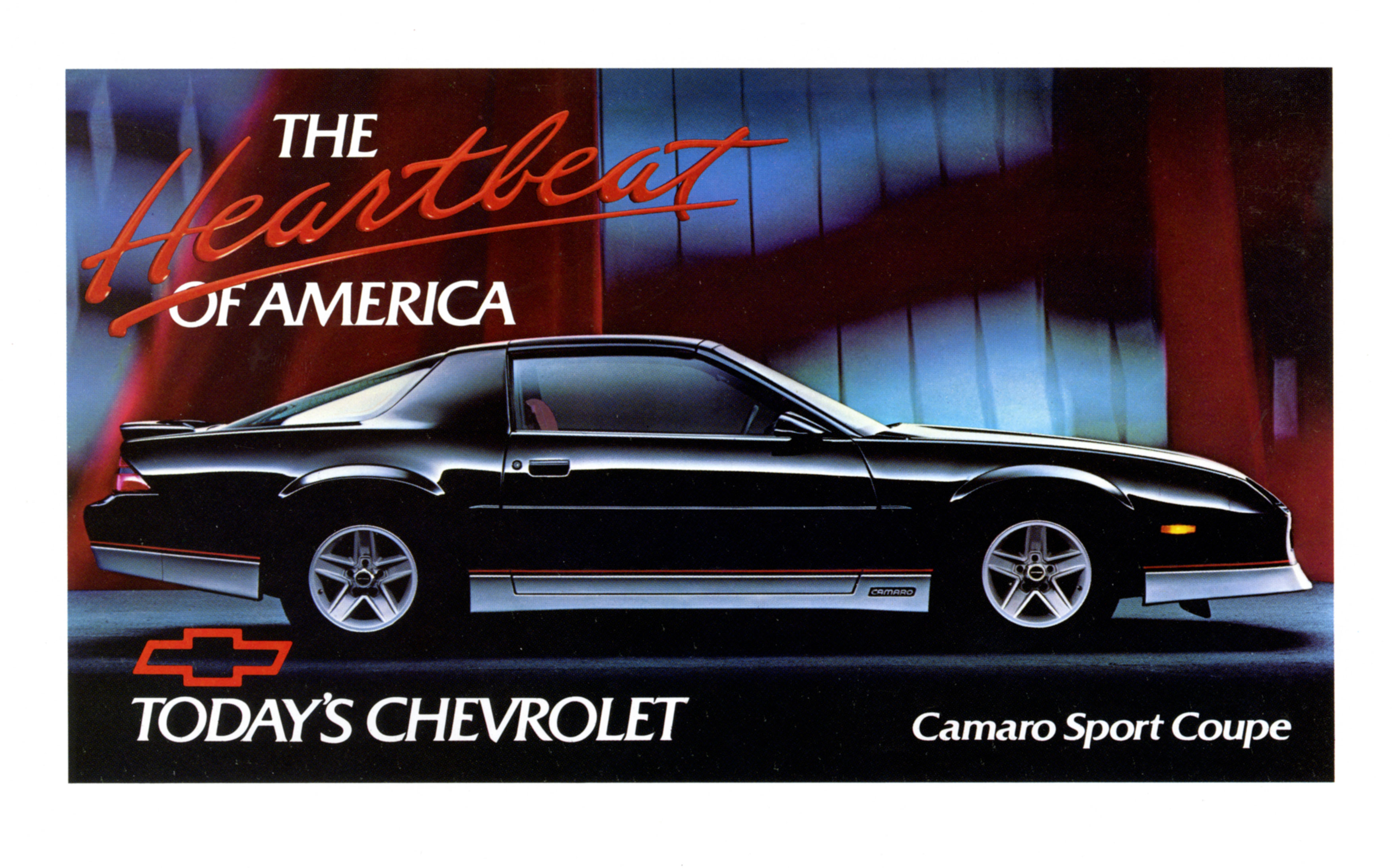 Coolest 3rd Gen Chevy Camaro Ads of the 1980s! | Chevys Only