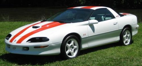 1997 Chevrolet Camaro SS SLP LT4