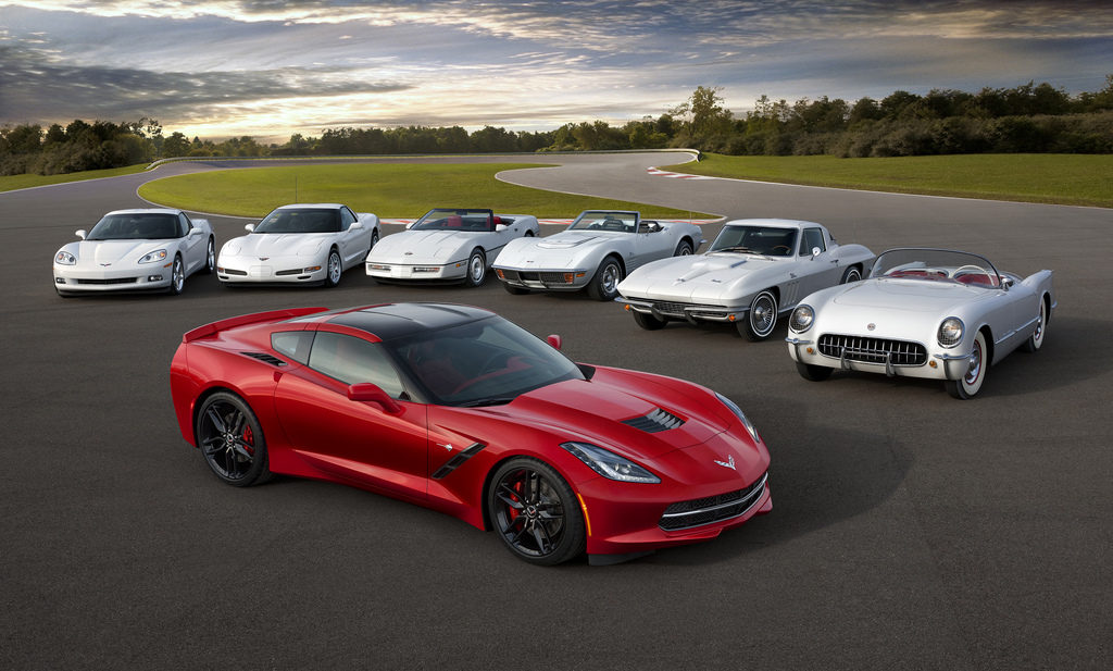 7 Things You Might Not Know About the C7-Corvette