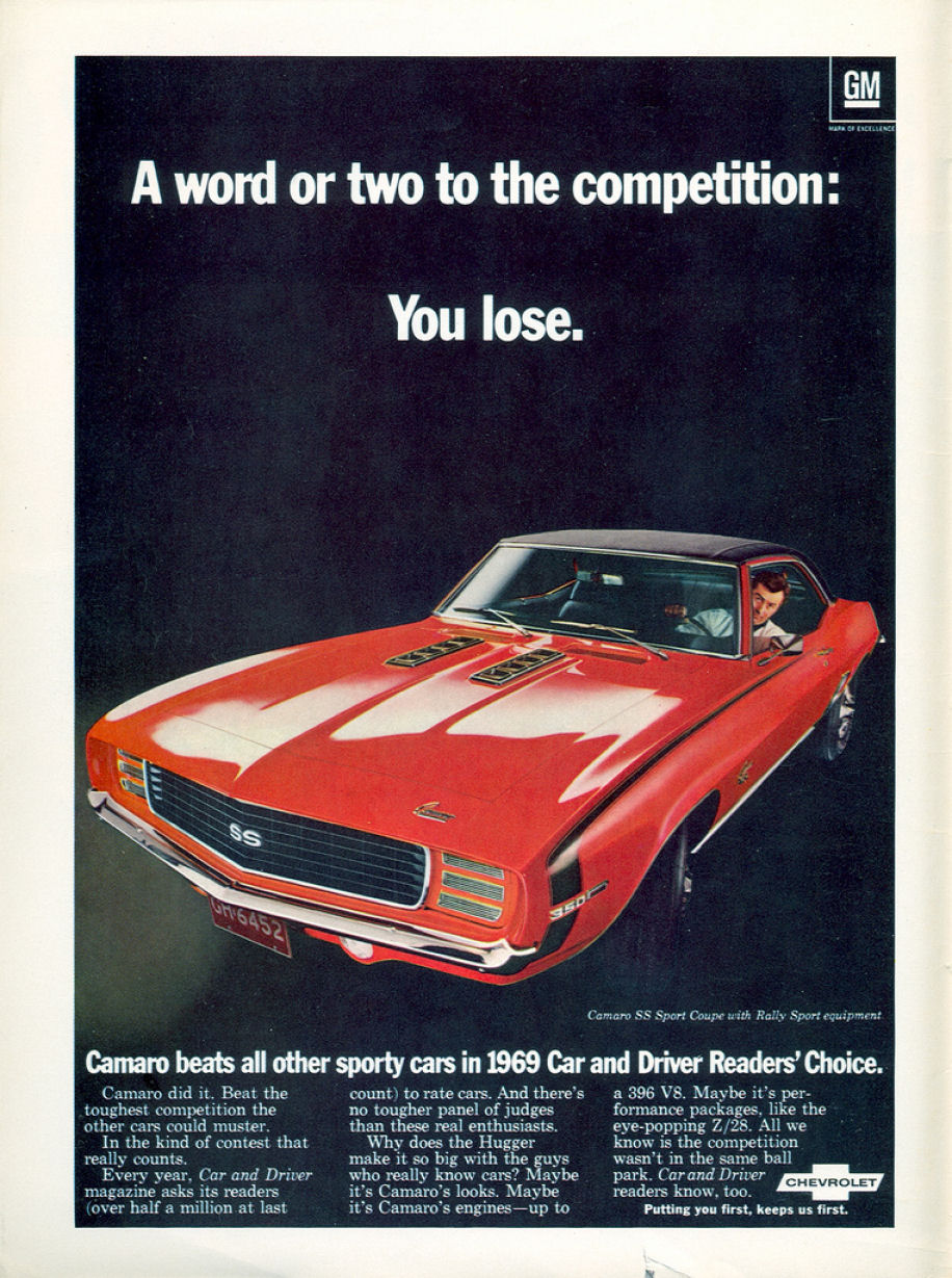 Coolest Chevrolet Camaro Ads Of The 1960s likewise Chrysler 1960 Chrysler Imperial as well Mclaren F1 1998 moreover 53purinawheatcereal moreover Mallory 201960. on car ads from 1960
