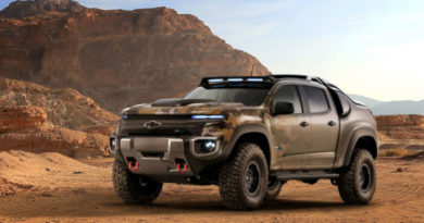 Colorado ZH2 Pickup Hydrogen Concept