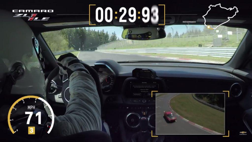 2018 Camaro ZL1-1LE Fastest Ever Nürburgring Lap