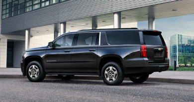 Chevy Suburban 3500HD to Regular Suburban Comparison