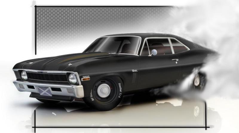 The five fastest chevy ii nova s of all time chevys only - Yenko silverado burnout ...