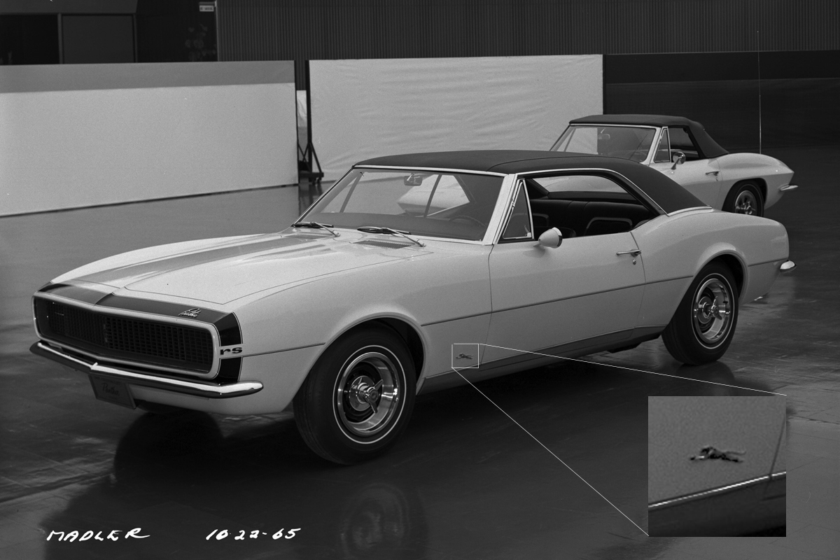 Chevy Muscle Cars >> 1965 Chevrolet Panther Concept, What Happen? | Chevys Only